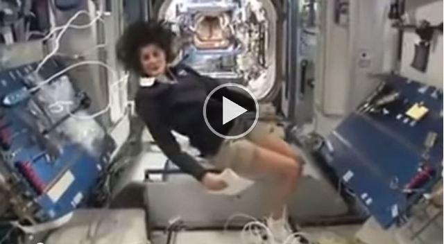 Where do astronauts use the bathroom my web value for How do astronauts go to the bathroom in space